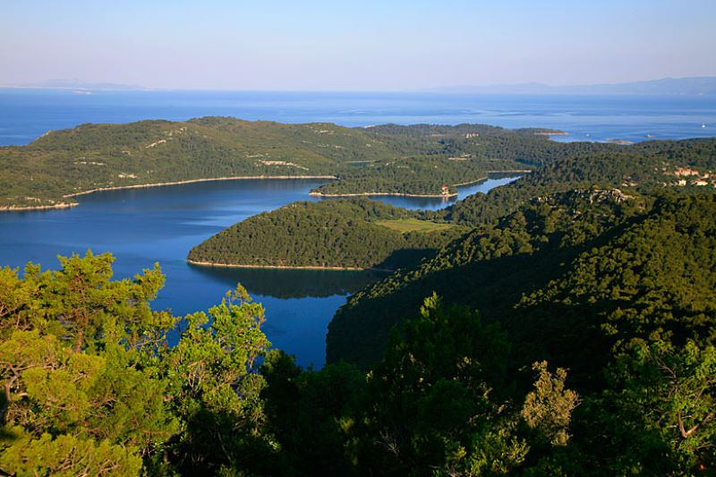 Day Trip to Mljet