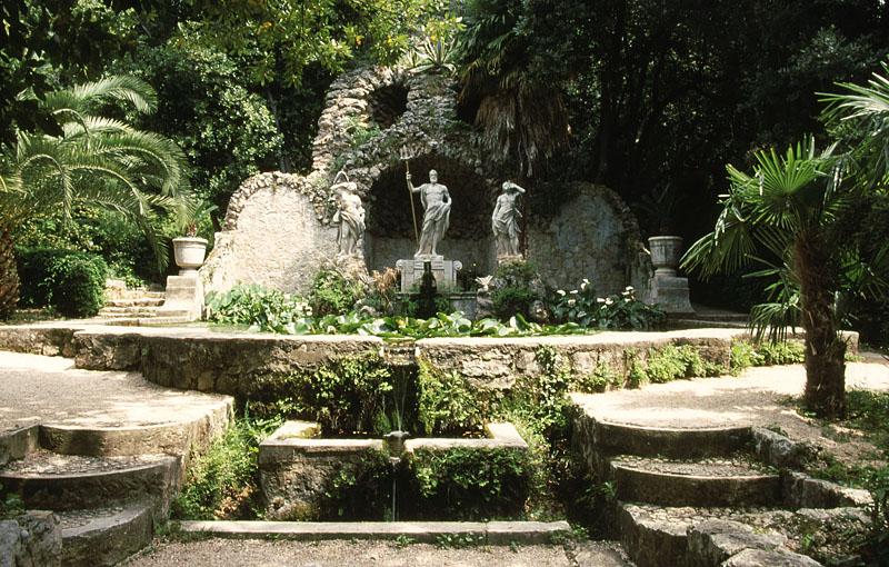 Trsteno Arboretum, Tresteno