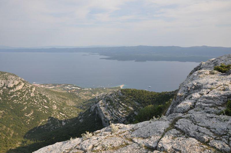 Vidova Gora Lookout