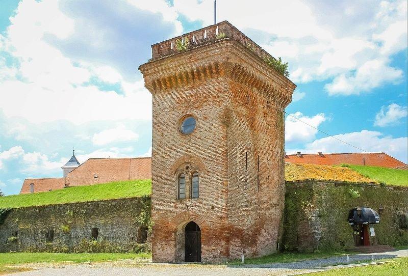 bastion in osijek