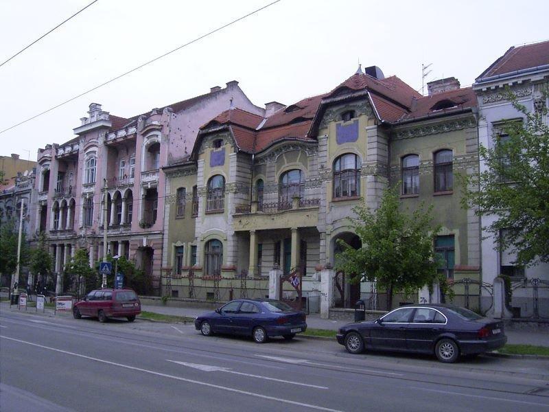 Osijek's European Avenue