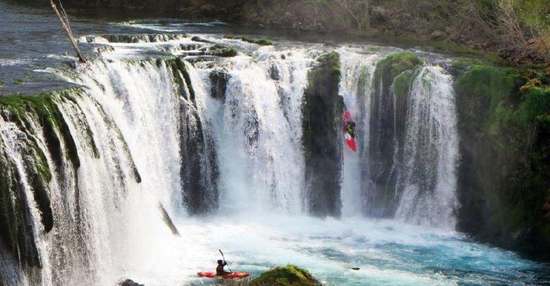 Zrmanja Waterfalls